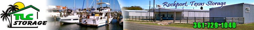 Boat Barn & RV Storage Rockport, Aransas Pass, Corpus Christi Texas